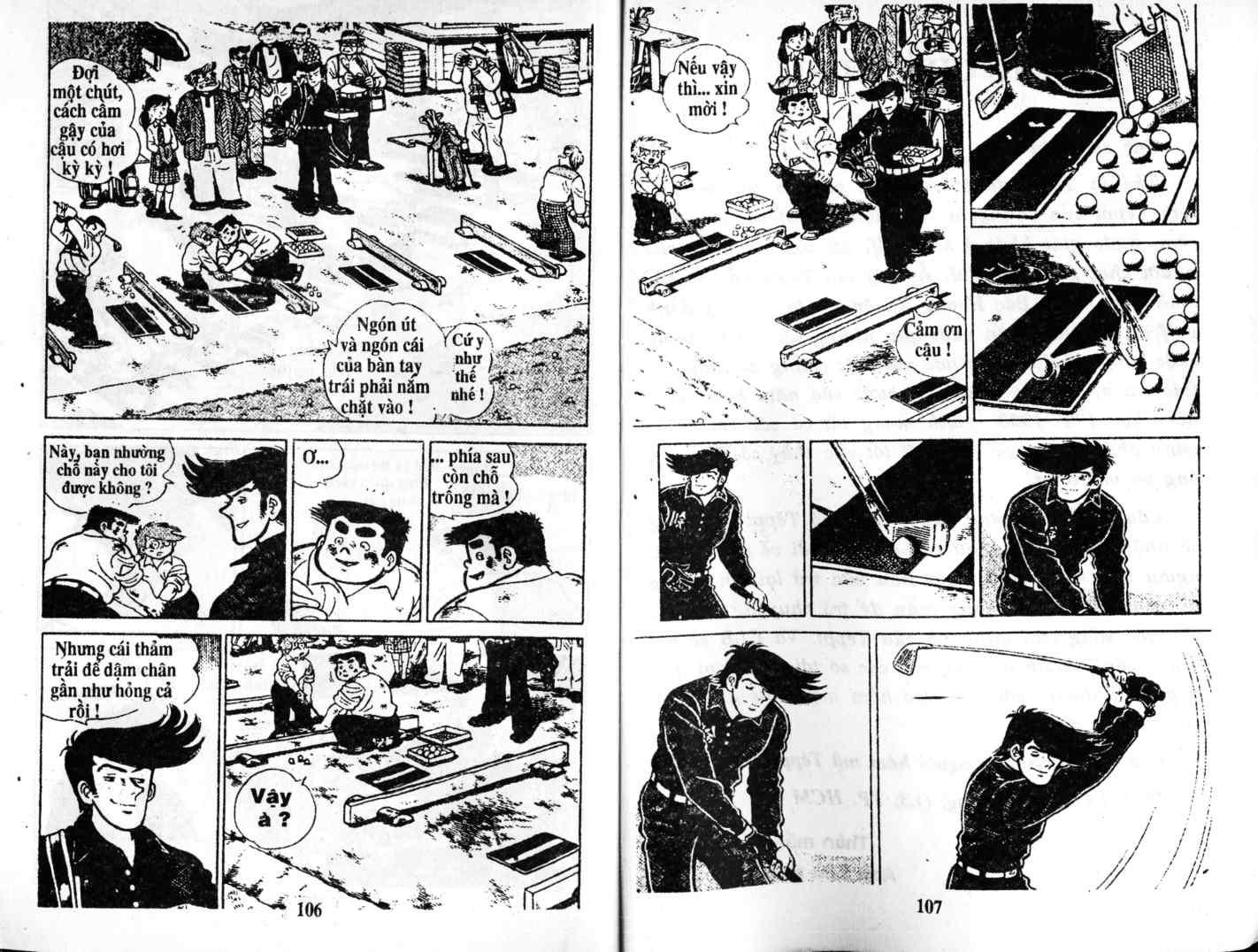 Ashita Tenki ni Naare chapter 2 trang 52