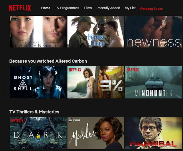 HACK PREMIUM: Free Netflix Account 2018 (Dont Change Password)