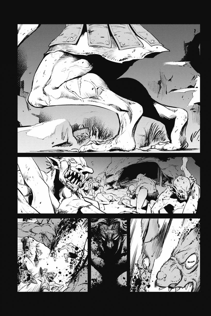 Goblin Slayer Chapter 13-25