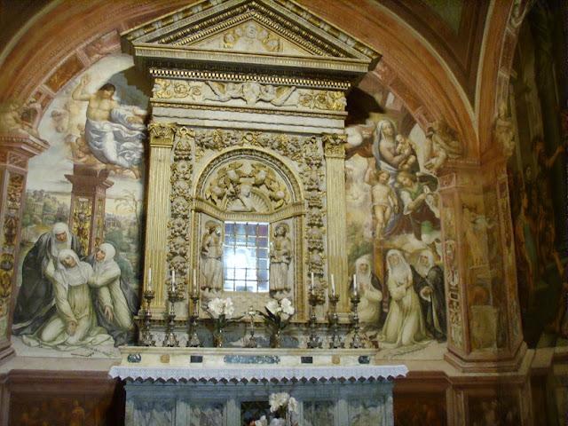 Sobre a Basílica de São Domingos em Siena
