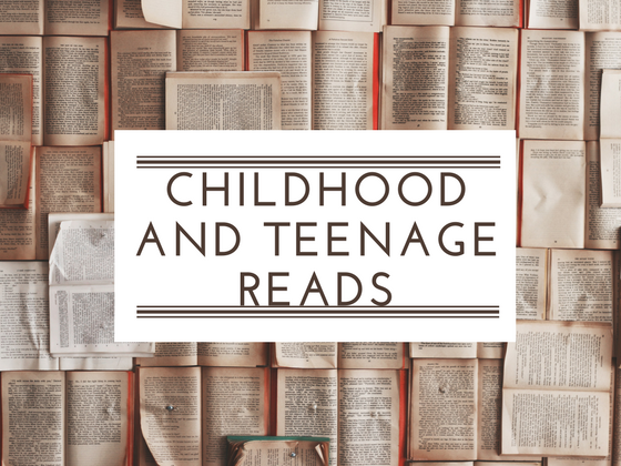 More childhood and teen reads