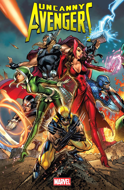 Online Avengers