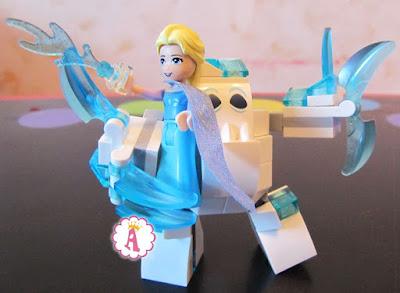 Маршмеллоу Лего