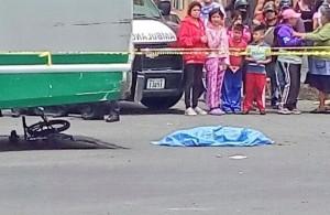 Conductor mata a niño en Iztapalapa