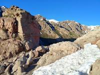 Перевал Кумкаякутал, 3 день похода, ущелье Семиганч, Ромит, горы Таджикистана