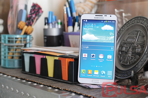 Hasil Benchmark Ungkap Spesifikasi Utama Galaxy Note 4