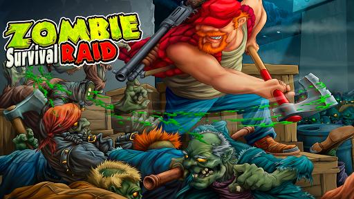 Zombie Raid: Survival Mod Apk