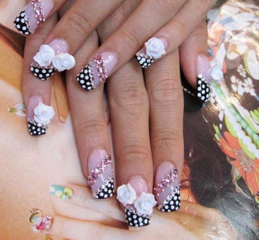 Beauty Best Nail Art: Beautiful Creative Nail Art Designs