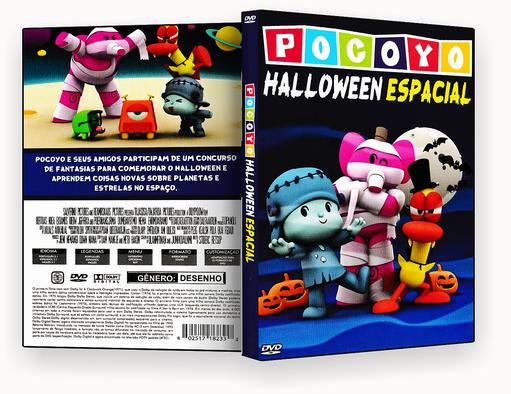 CAPA DVD – Pocoyo Halloween Especial – ISO