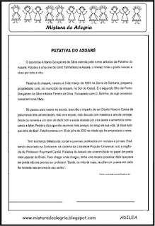 Biografia de Patativa do Assaré