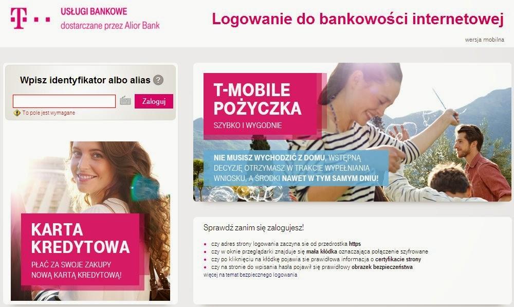 Koniec Alior Sync Poczatkiem T Mobile Uslugi Bankowe Droga Do