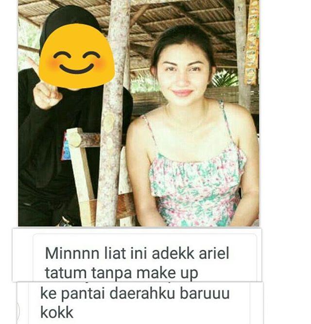 Beredar Foto Topless Ariel Tatum, Netizen: Teteknya Kok Kempes?