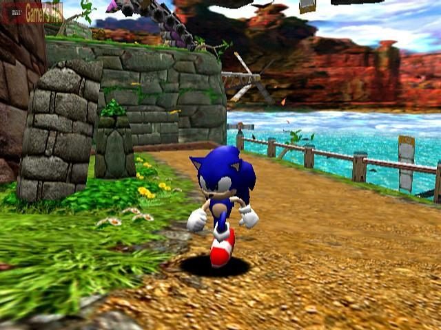 Sonic Adventure DX PC Full Español Descargar 1 Link