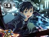 اصدار اخر من لعبة قتال ابطال الانمي الياباني 1.8 Anime Battle