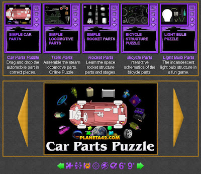 Physics Structure Games