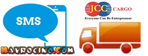 SMS Pick Up JCC Cargo