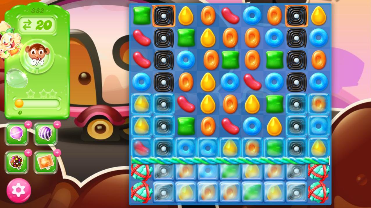 Candy Crush Jelly Saga 382