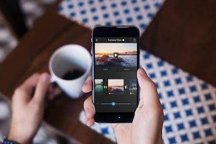 5 Aplikasi Video Editor Terbaik untuk Smartphone