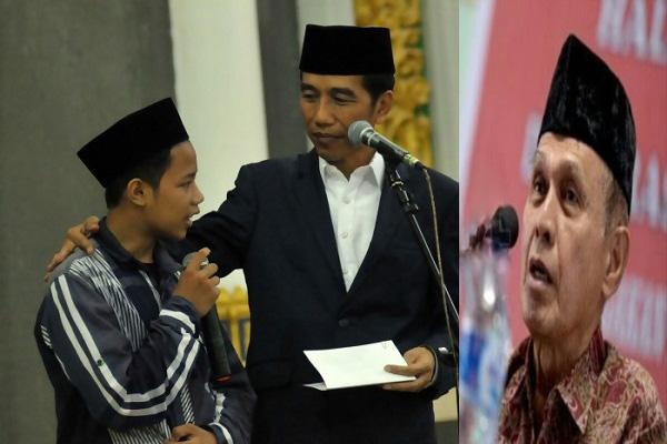 Justru Santri Lebih Cerdas Menjawab Permainan Jokowi Ketimbang Kivlan Zen