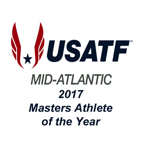 USATF Mid-Atlantic Assoc. award