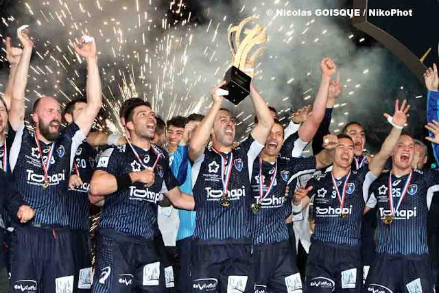 Nikophot finales de coupe de france de handball les photos de la journ e bercy - Coupe de france feminine handball ...