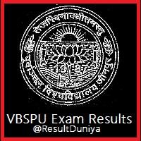 VBSPU BA BSc BCom Part 1 Part 2 Part 3 Result 2015