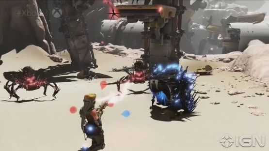 ReCore screenshot 3