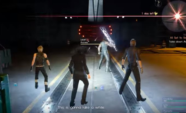 Final Fantasy XV Windows Edition Download Game For Free Complete Setup For PC Direct Download Link