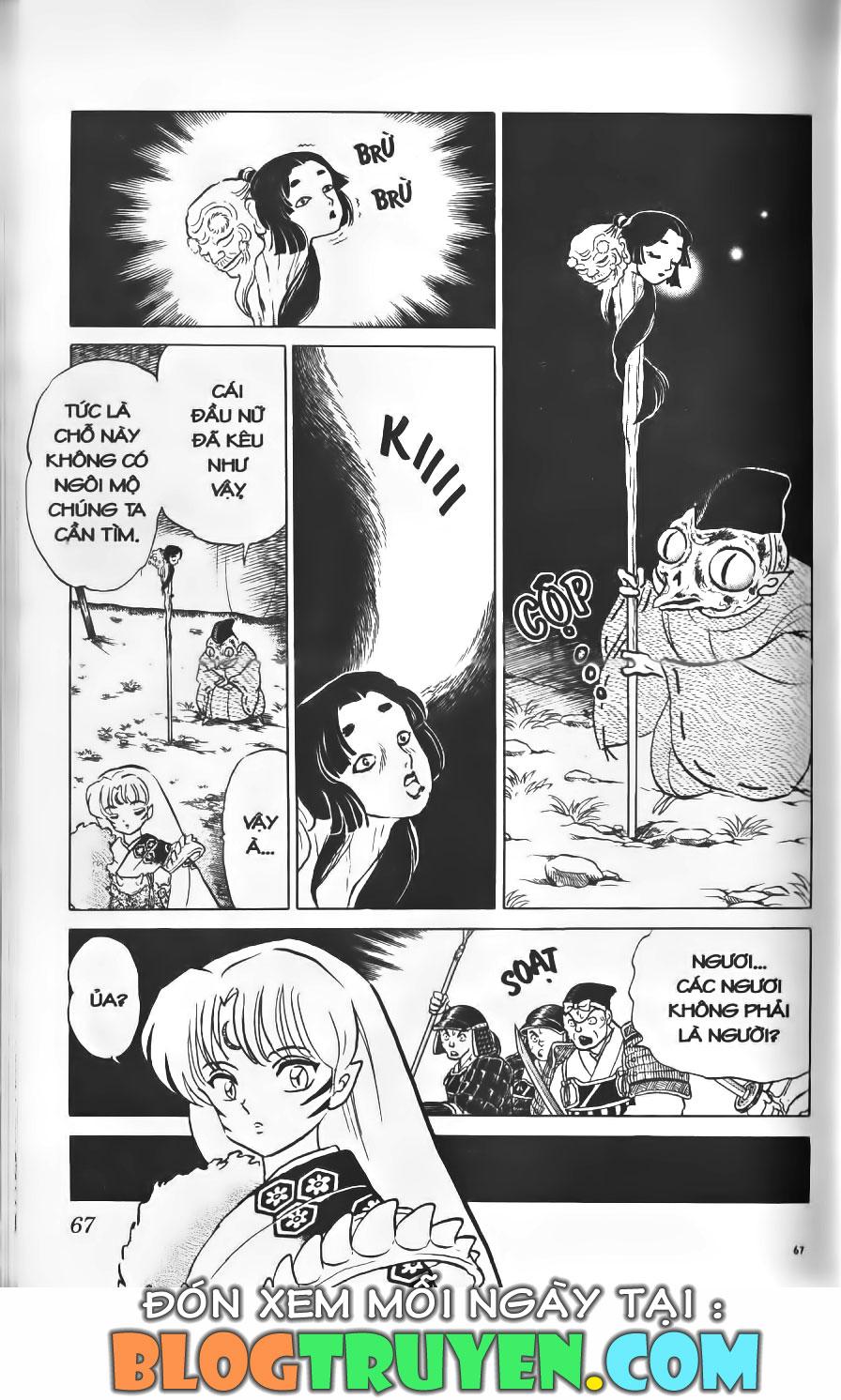 Inuyasha vol 02.4 trang 6