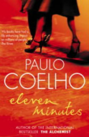 Eleven minutes book by paulo coelho