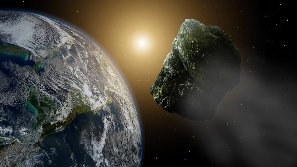 Un asteroide pasará peligrosamente cerca de la Tierra en octubre del 2017