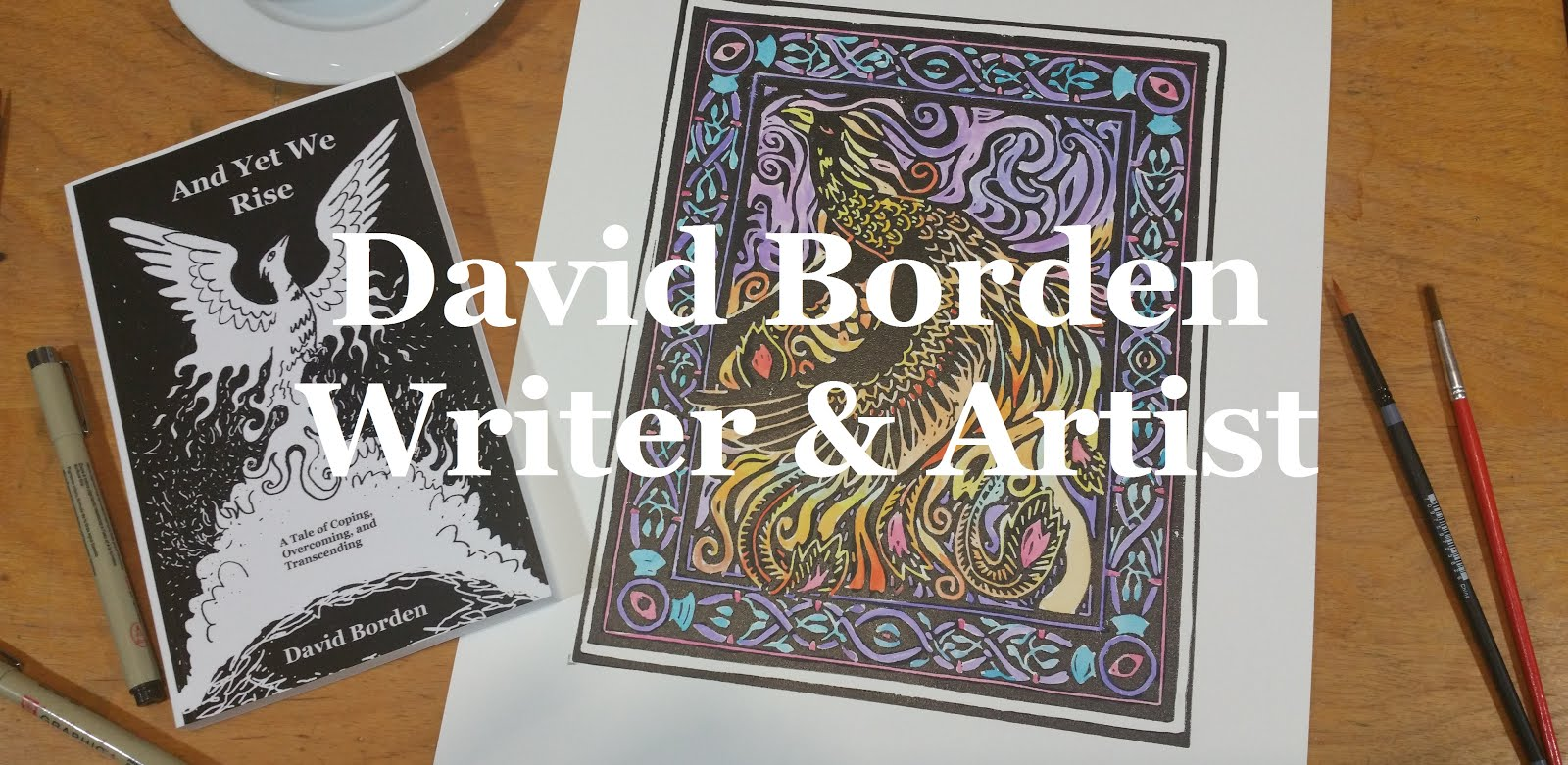 D S Borden: Award Winning Artist and Writer