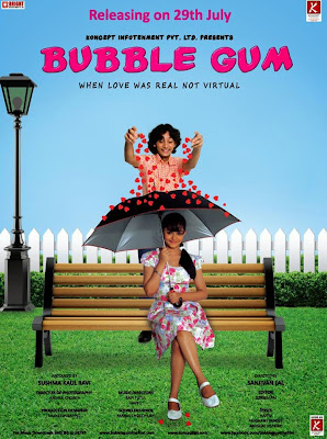 Poster Of Bollywood Movie Bubble Gum (2011) 300MB Compressed Small Size Pc Movie Free Download worldfree4u.com