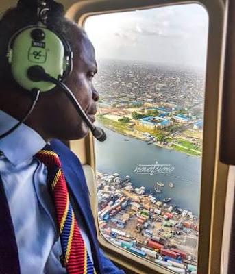 VP Osinbajo Orders 72-hour Joint Operation To Clear Apapa Traffic Gridlock