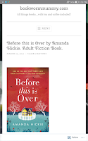 https://bookwormmummy.com/2017/03/22/before-this-is-over-by-amanda-hickie-adult-fiction-book/