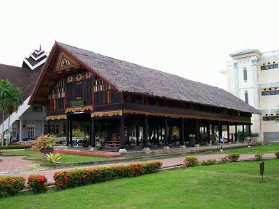 Desain Rumah Aceh