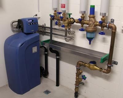 AQA perla умягчение воды посредством ионного обмена