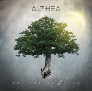 "Ο δίσκος των Althea ""The Art of Trees"""