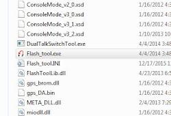 Flashing Backup Watch Phone MTK62xx,MTK25xx - Piye? How?