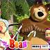 Jual Kaset Film Kartun Marsha and The Bear