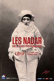 Les Nadar, une légende photographique à la BnF