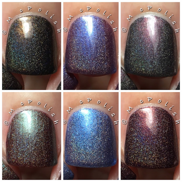 Native War Paints - The Next World Collection - McPolish