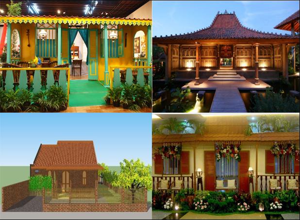 Rumah Minimalis Gaya Betawi