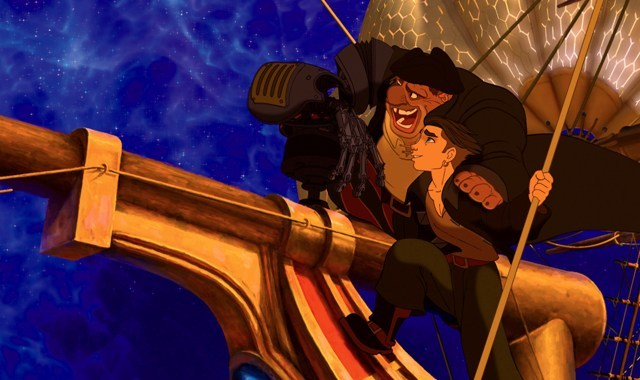 Treasure Planet Star Map.Insanity S Solace Ghost In The Case Treasure Planet