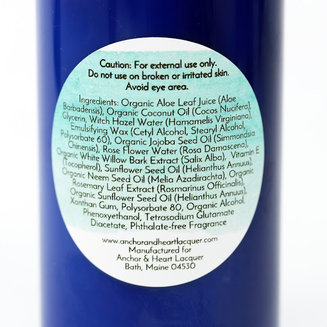 Anchor & Heart Lacquer Tidal Mist Spray Lotion in Magick scent