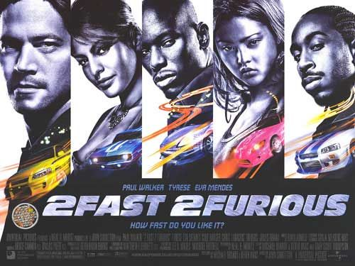 2Fast 2 Furious movie