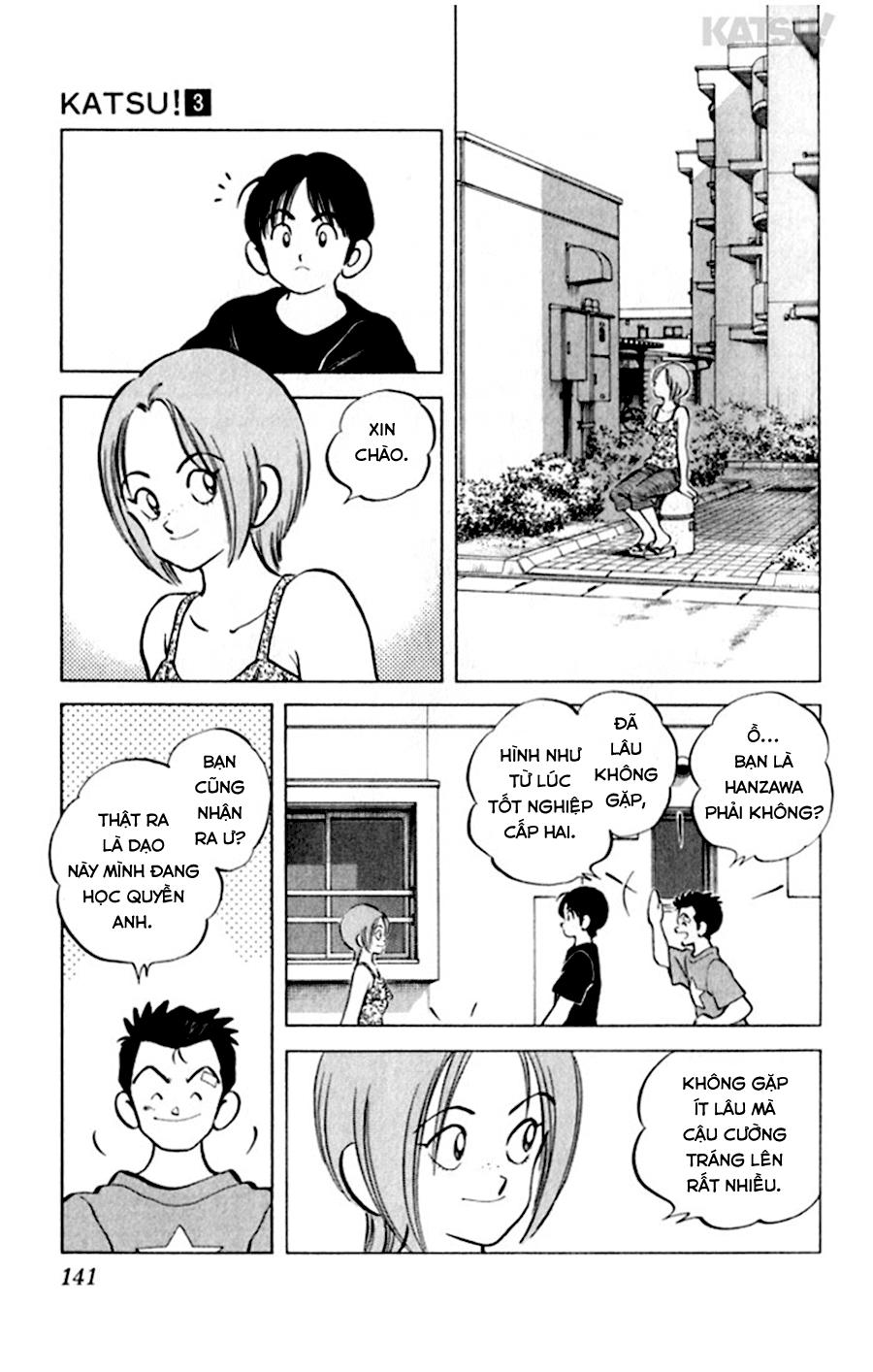 Katsu! chương 026: xin làm ơn! trang 13
