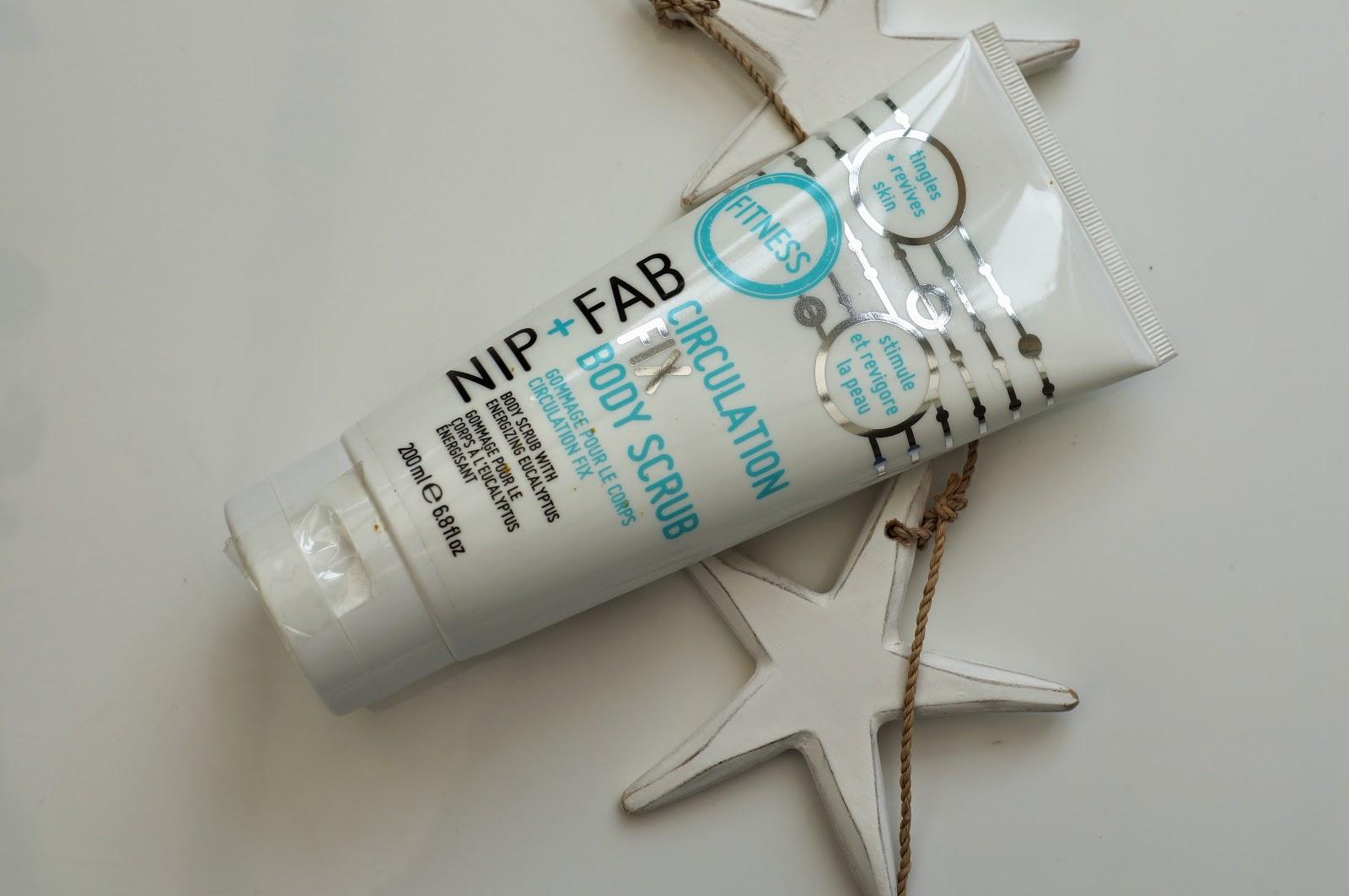 Nip+Fab Circulation Body Scrub