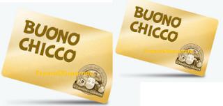 Logo Vinci gratis buoni Chicco da 100 e 1.000 euro