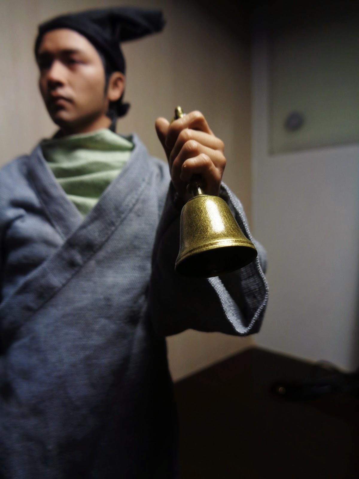 半支煙 pt 二: Enterbay - A Chinese Ghost Story (倩女幽魂) : Ning Choi San (寧采臣).